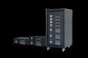 Rack Mount DC Power Supply