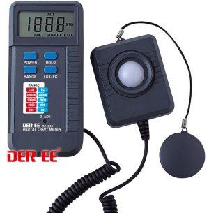 DE-3351 Dijital Işık Ölçer
