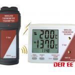 DER EE DE-33 K Tipi Wireless Termometre